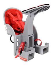 Weeride 98072e silla porta Bebé para bicicleta talla Única Arnés de 5 puntos