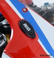 R&G RACING PAIR Mirror Blanking Plates Honda CBR1000RR Fireblade (2012)