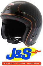 Open Face BELL Motorcycle Helmets
