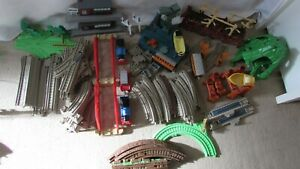 Thomas the tank engine and friends Track with lots of accessories