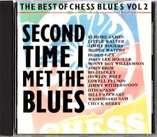 Second Time I Met The Blues-Best Of Chess Vol 2 CD (Elmore James/Little Walter)