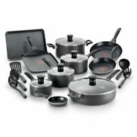 Nonstick Cookware Set Thermo Spot Pot Pan Saucepan Griddle Oven Kitchen Cooking