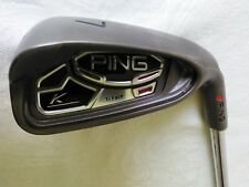 Ping K15 red dot Ti face 7 iron used as demo only AWT R shaft Ping grip Right H