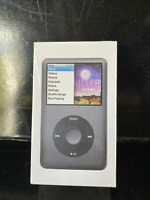New ListingApple iPod Classic 160Gb Black 7th Generation Rare New Factory Sealed Mc297Ll/A
