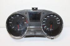 #4948 Seat Ibiza 2008 LHD Genuine Speedometer Instrument Cluster OEM 6J0920800L