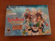Senran Kagura Peach Beach Splash: No Shirt, No Shoes, All Service Edition (PS4)