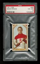 PSA 4 SKEIN RONAN 1911 Imperial Tobacco C55 Hockey Card #26