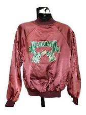 Alabama June Jam XIII Maroon Green Lettering Nylon Concert Jacket sz Large 42-44