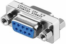 Gender Changer D-SUB D-SUB/RS-232 female 9-pin to D-SUB/RS-232 female 9-pin