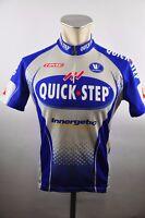 Vermarc Quick Step Radtrikot cycling jersey Trikot maglia Gr. L 54cm DF1