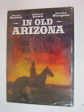 In Old Arizona (DVD, 2005)- Warner Baxter - BRAND NEW  FACTORY SEALED  FREE SHIP