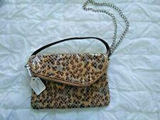 HOBO Zara Vintage Convertible Clutch Bag NWT retail $108. Italian Leather
