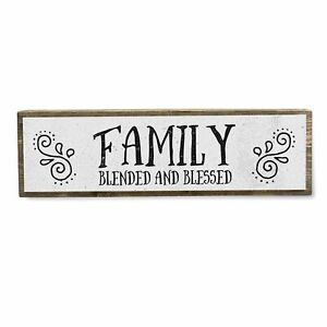 Blessed Home Décor Plaques Signs For Sale In Stock Ebay