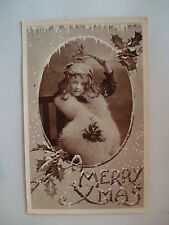 Collectable Christmas Real Photographic (RP) Greeting Postcards