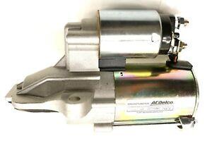 NEW ACDelco Starter Motor 337-1067 Escape Focus Tribute Mariner 2.3 2.5 2003-10