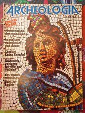 ARCHEOLOGIA 09-1978 /                spécial VIENNE ville romaine sur le Rhône !