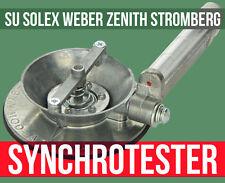 Syncrontester Synchrontester Vergaser synchronisieren Solex SU Stromberg Zenith