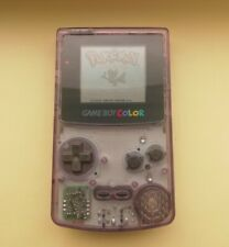 Nintendo Game Boy Color/Colour Handheld Console CGB-001 - Atomic Clear Purple