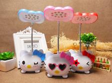 1pc lovely HelloKitty LED charging light student children eyecare desk lamp gift