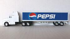 1/87 HO Maisto Die Cast Pepsi Tractor Trailer 1990's