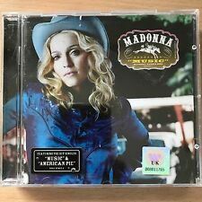 MADONNA - Música (2000) rock pop Cd Álbum