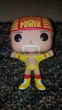 WWE WWF WCW ECW TNA: FUNKO POP HULK HOGAN #71 LOOSE