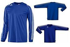 adidas Performance Squadra II Mens Long Sleeve Football Jersey Shirt Top  XXXL