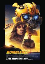 BUMBLEBEE - Orig.Kino-Plakat A1 - Hauptmotiv - TRANSFORMERS Steinfeld - gerollt