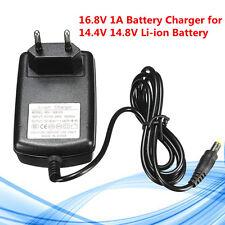 16.8V 1A Caricabatteria intelligente Per 14.4V 14.8V Li-ion LiPo batteri EU Plug