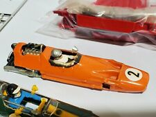 SCALEXTRIC? TRIANG? MONOGRAM? F1 SHELL FROM VINTAGE 1960s SLOT CAR COLLECTION NM