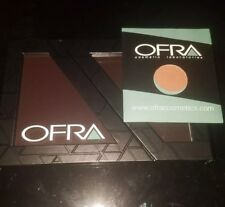 Ofra palette with blush refill in winter rose glow