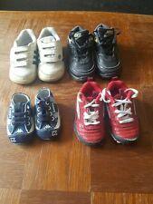lot chaussures bébé enfant Adidas 20 nike 23 umbro 20.5 kappa 17