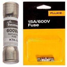 Fusible 15A/600V pour multimètre Fluke