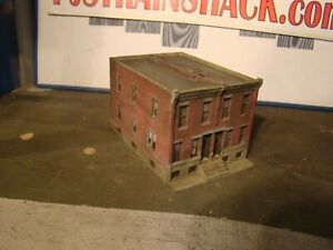 HO Scale Building Walthers Row House