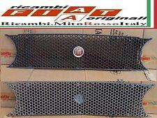 Griglia Anteriore Mascherina FIAT 124 COUPE' 2° Serie front radiator grill