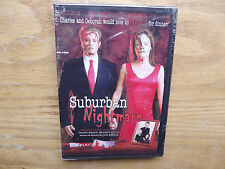 Suburban Nightmare (DVD, 2004) Shock-O-Rama Cinema -Brandy Little - New