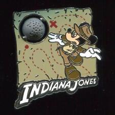 Indiana Jones Mickey Mouse Disney Pin 111363