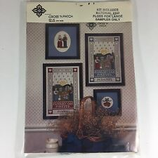 Families Are Forever Cross Stitch Kit Cross 'N Patch Family Tapestry