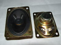 "2 x 6.5/"" 15W speaker 8 ohm RS part number 250-233 6.5 inch 170mm foam edge"