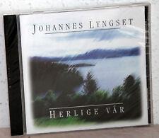 CD JOHANNES LYNGSET - Herlige Var - Orgelmusik St. Nikolai Eckernförde (OVP)