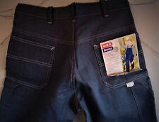 Vintage Union Made BigB waist overalls - NWT - Talon Zip