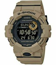 New Casio G-Shock Digital G-Squad Bluetooth Resin Strap Watch GBD800UC-5