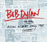 BOB DYLAN - THE REAL ROYAL ALBERT HALL 1966 CONCERT  2 CD NEU