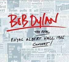 BOB DYLAN - THE REAL ROYAL ALBERT HALL 1966 CONCERT  2 CD NEU