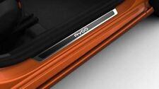 Genuine toyota aygo à partir de 2014 premium aluminium éraflures plaques-PZ438-92185-00