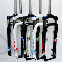 "26"" Snow Mountain Bike Suspension Forks For 4"" Tire Fork Fat Bicycle Solid Alloy"