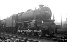 Railway Steam Photo:     45044 LMS BLACK @ WILLESDEN 63