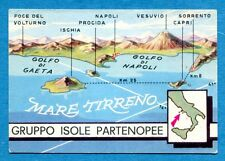 Nuova TUTTA ITALIA - Fol-Bo 1967 - Figurina-Sticker n. 281 - IS. PARTENOPEE -New