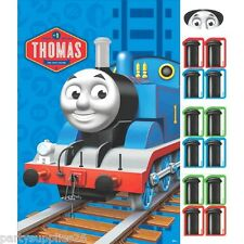 THOMAS THE TANK ENGINE BIRTHDAY PARTY SUPPLIES PARTY GAME FOR 2 - 12 PLAYERS