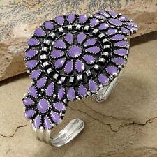 New Tara Mesa Lavender Starburst Cuff Bracelet